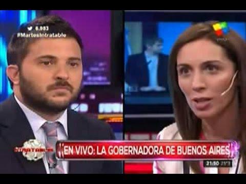 Vidal, la gobernadora de Buenos Aires
