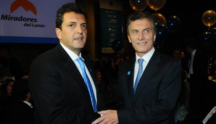 "Mauricio Macri llamó ""impostor""  Sergio Massa"