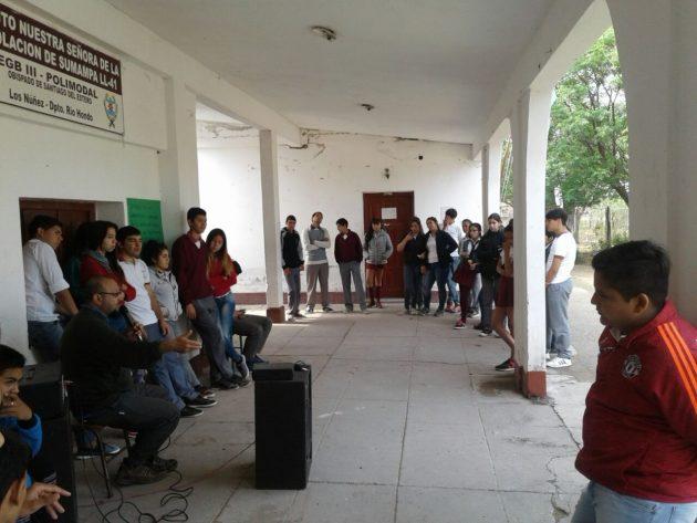 Se avanza en la articulación con actores locales de Río Hondo