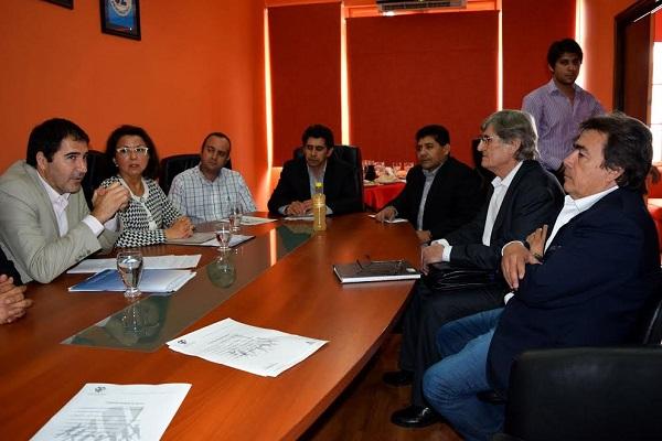Provincia y Nación firmaron importante convenio en el area de Trabajo