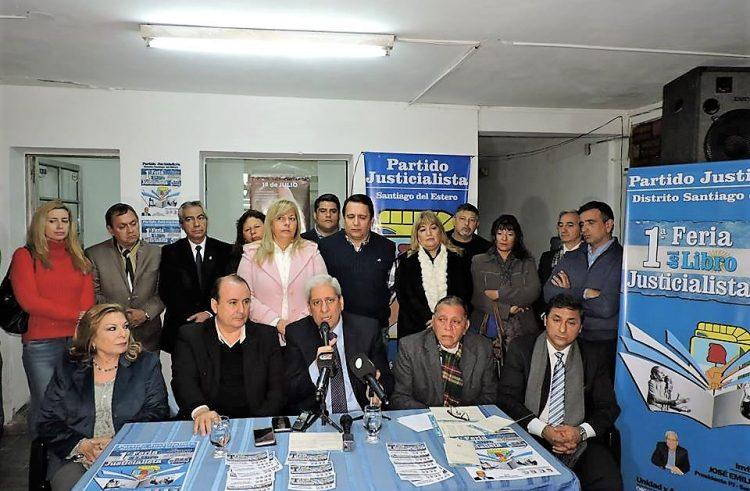 Los santiagueños podrán participar y disfrutar de la 1° Feria del Libro Justicialista a partir del lunes 26 en el Fórum