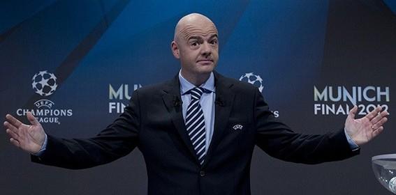 Gianni Infantino, el ítalo-suizo es el nuevo presidente de la FIFA