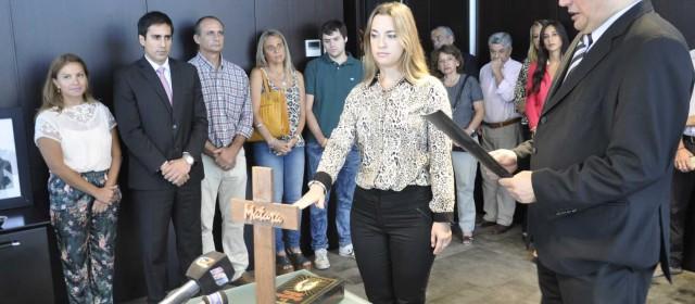 Asumieron nuevas autoridades en el  Ministerio de Economía de la provincia