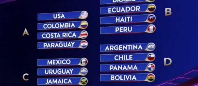 Argentina debutará en la Copa América del Centenario contra Chile