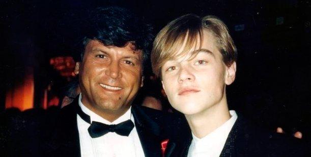 La insólita historia detrás de la foto de Leonardo Dicaprio y Carlín Calvo: ¿Este rubio quién es?
