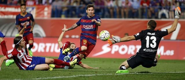 Barcelona Vs Atlético Madrid, el partido más importante de cuartos de la Champions