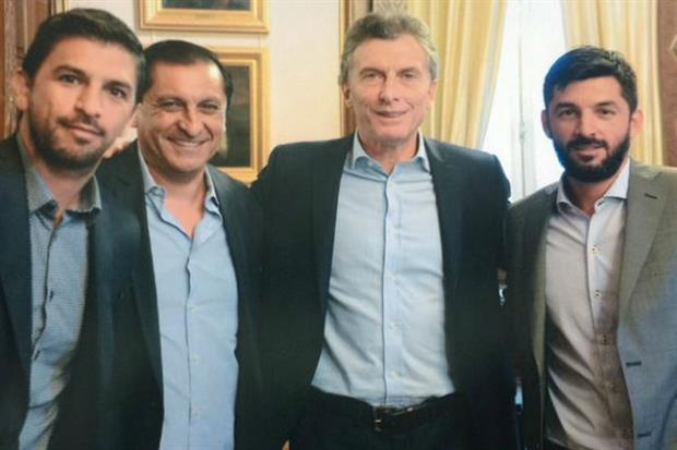 Rememoran los superclásicos de los 90´: Ramón Diáz le apostó a Macri y el presidente aceptó