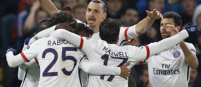 Di María determinante para que el PSG pase a los cuartos de final de la Champions League