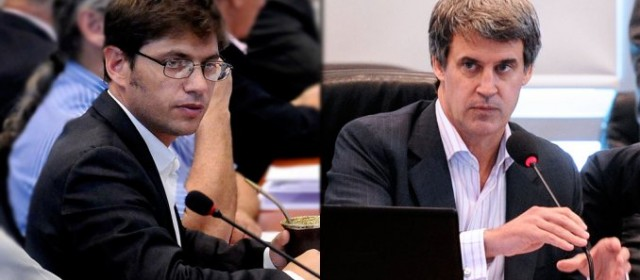 Prat Gay y Kicillof mantuvieron un fuerte cruce sobre el acuerdo con los fondos buitres