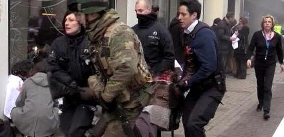 El atentado en Bruselas dejó como saldo 34 muertos y decenas de personas heridas