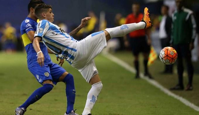En uno de los peores partidos de los últimos tiempos de la copa, Boca empató con Racing