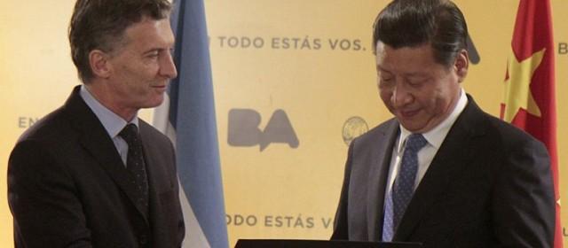 China proyecta hacer una inversión millonaria en Argentina