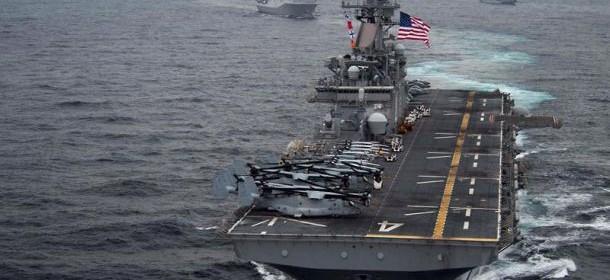 Ensayo nuclear: Corea del Sur y EEUU realizan su mayor desembarco