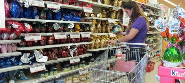 Los productos para Pascuas costarán entre un 35 y 40% más éste año