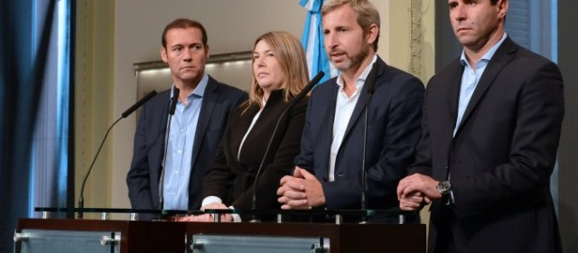 El Gobierno nacional propuso a los gobernadores la recomposición de la coparticipáción en 4 años