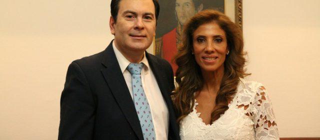 La gobernadora y el Senador Zamora participaron de la Asamblea Legislativa