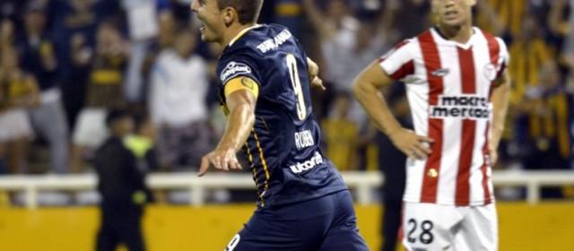 Copa Libertadores: Rosario Central goleó a River de Uruguay en el Gigante de Arroyito