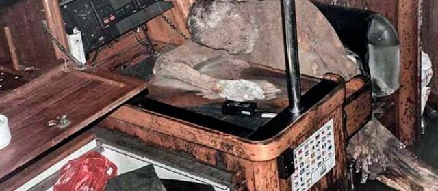 Encuentran una persona momificada en un barco en aguas Filipinas