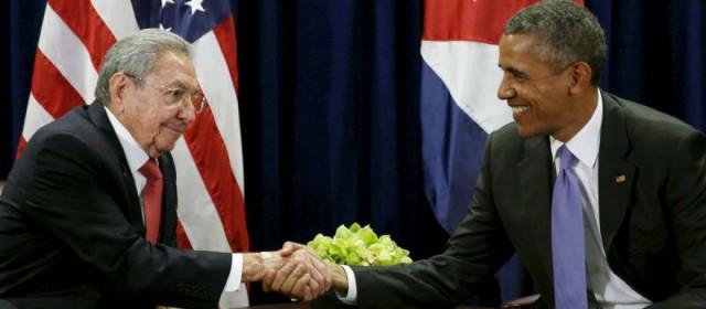 Obama: «el destino de Cuba no será decidido por EEUU ni por ninguna otra Nación»