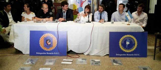 Estiman que la banda de narcos detenida en Rosario, generaba 3 millones de pesos por semana