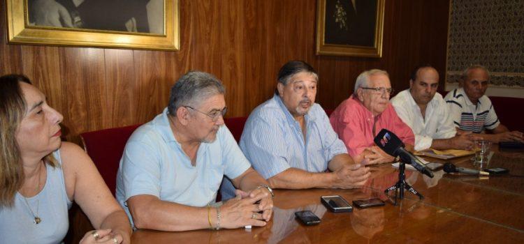 Miembros de la CGT se  refirieron a la situación docente