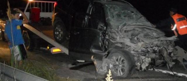 «Chano» el líder de Tan Bionica volvió a protagonizar un accidente de tránsito