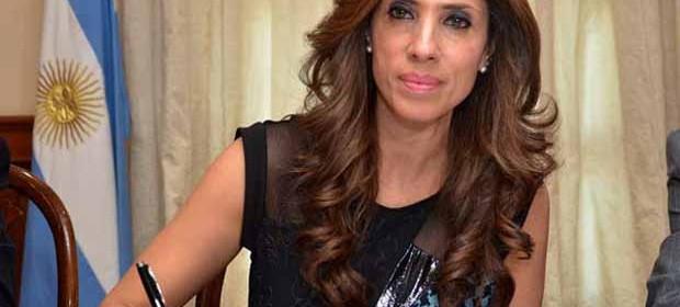 La gobernadora Claudia Ledesma de Zamora hizo declaraciones sobre el conflicto docente