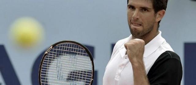 Federico Delbonis es el número 1 de la Argentina y 36 en el ranking mundial ATP