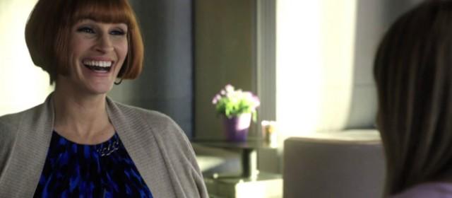 Julia Roberts cobró 3 millones de dolares por 4 días de trabajo