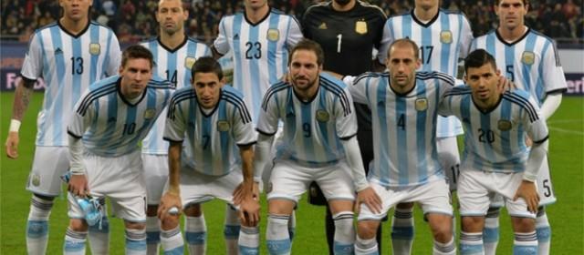 Argentina se mantiene como número 1 de la FIFA