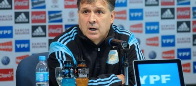 Martino dio a conocer la listas de los citados para la Copa América Centenario