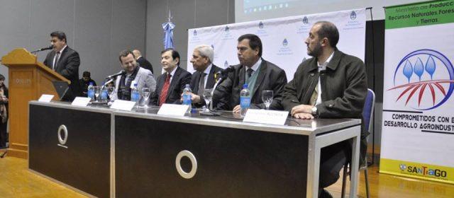 Se realizó el plenario de la Mesa Provincial de Producción en el Forum