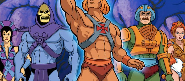 He-Man retorna a la televisión a 30 años de su lanzamiento
