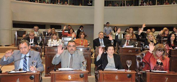 """Diputados aprobaron la intervención al Consejo de Educación para """"garantizar el servicio en la provincia"""""""