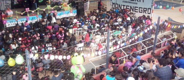 Un exitoso Festival del Niño se vivió en el club Independiente BBC