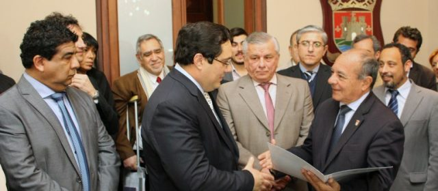 Jorge Fernández asumió como Director de Transito Municipal