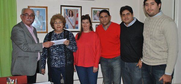 Desde el Gobierno, otorgan subsidio a la Asociación Civil Belgrano