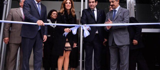 La Gobernadora inauguró el nuevo edificio del Ministerio Público Fiscal