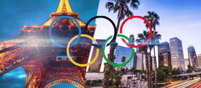 París será la sede de los Juegos Olímpicos en 2024 y Los Ángeles en 2028