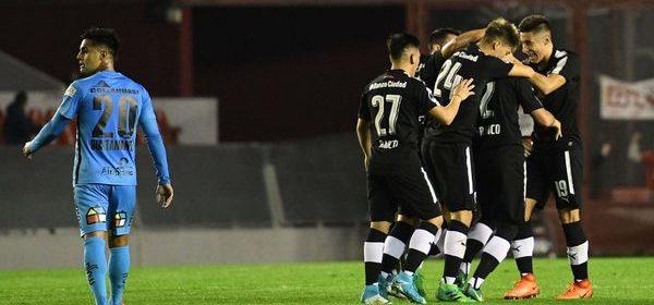 Sudamericana: Independiente vence en Avellaneda a Deportes Iquique en la apertura de la serie