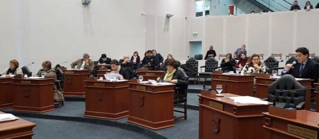 En la última sesión previa al receso se sancionaron varios proyectos de Ordenanza y Resolución