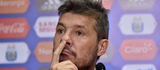Marcelo Tinelli anunció que vuelve al fútbol
