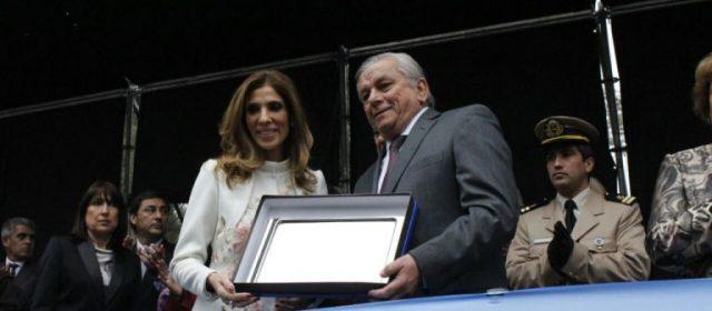 """Claudia de Zamora: """"Deseo a todos los santiagueños un muy Feliz Cumpleaños»"""