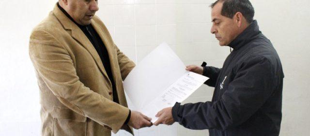 Asumió en nuevo subdirector del Centro Operativo Anexo Nº0 de la Municipalidad Capital