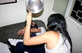Violencia de Género: Hombre golpeado por su concubina radicó la denuncia penal