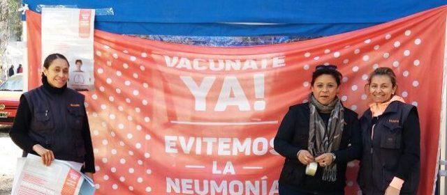 El ministro de Salud, insistió en la vacunación y los cuidados frente a la ola de frío