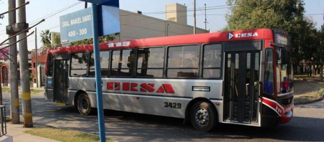 Este martes inician los cambios de circulación en calles del barrio Cabildo