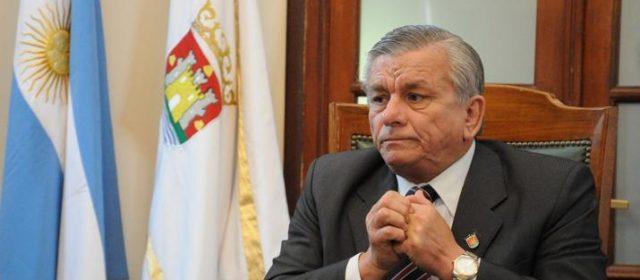 Infante destacó la fuerte inversión en obras de pavimentación en la ciudad