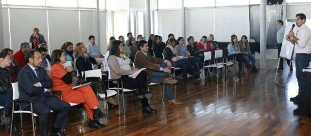 El Municipio Capitalino participó de capacitación encabezada por el Sedronar sobre políticas de prevención