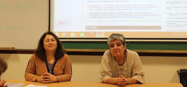 La EIE-UNSE trabaja en el proyecto de una Maestría en Traducción junto a la histórica Sorbone Nouvel de París